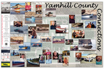 <em>Launching through the Surf</em> Traveling Exhibit Panel 16: Yamhill County Connections by Tyrone Marshall and Brenda DeVore Marshall