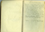 Erath Notebook 19: '67 White Riesling