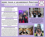 More Than a Leadership Position by Kainoa Cuttitta