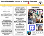Austin Fraser Internship in Reading, England by Megan Ditore