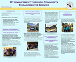 My Involvement through Community Engagement & Service by Maricar Valdez