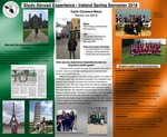 Study Abroad Experience: Ireland Spring Semester 2018 by Carla Canseco-Maca