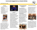 Community Engagement as a Student-Athlete by Hannah Waterman