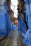 Bathed in Blue by Robyn Dolson