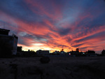 Sunset in La Paz by Alex Lovre