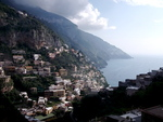 A Peek at Positano by Eleanor Evans