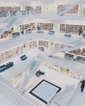 Bibliothek by Emily Walker