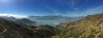 Hike from Christchurch to Lyttelton by Ryne Fuhrmark