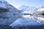 Glacier Freeze by Colette Sims
