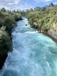 Huka Falls by Haley Thomas