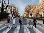 Abbey Road by Kaitlyn Khanh Do