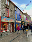 Gaillimh - Quay Street by Jessica Lopez