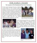 The Early Years: The Inception of the International Pinot Noir Celebration