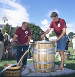 Wine Barrel Making by Doreen Wynja