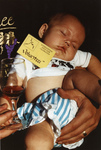 Infant IPNC Volunteer by Unknown