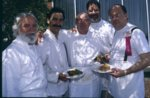 Chefs at IPNC