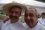 Philippe Boulot and Pascal Sauton, 1998