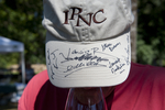 Signed Hat by Andrea Johnson