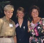 Roberta Morell, Maria Ponzi, and Nancy Ponzi, 1992