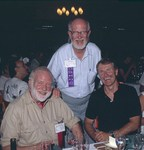 David Lett, Bob Bacon, and John Kitzhaber, 1994