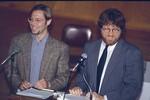 Keynote Speakers Joshua Wesson and David Rosengarten 01 by John Rizzo
