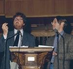 Keynote Speakers David Rosengarten and Joshua Wesson 02 by Doreen Wynja