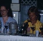 Panelists Sarah Kemp and Corinne Rousseau by Doreen Wynja
