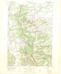 Laurelwood Quadrangle, Oregon by David Adelsheim and David Lett