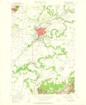 McMinnville Quadrangle, Oregon by David Adelsheim and David Lett