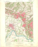 Newberg Quadrangle, Oregon by David Adelsheim and David Lett