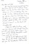 Letter #53 from Bob Jones to His Parents by Bob Jones