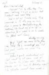 Letter #69 from Bob Jones to His Parents by Bob Jones