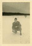 Bob Jones in the Snow