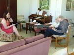 Marjorie and Jack Hunderup Interview 01
