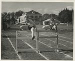 Linfield College Hurdlers by Unknown