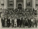 Group Photograph of Students and Faculty