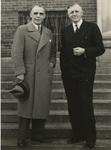 Dr. Anderson and Van Ivan Hogastanner