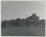 Memorial Stadium Construction 01 by Unknown