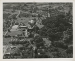 Aerial View of Campus, 1946 by Unknown
