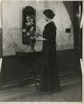 Woman in Front of Mirror 02 by Unknown