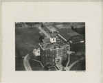 Pioneer Hall and Old Gymnasium by Unknown