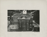 Aerial View of Pioneer Hall, 1952