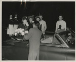 Homecoming Queen Yvonne Johnson by Unknown