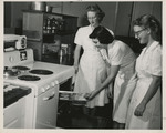 Home Economics Students
