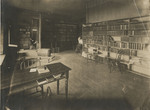 Pioneer Hall Library by Unknown