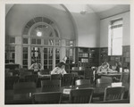 Studying Students in Northup Library by Unknown