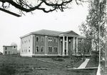 Colonial Hall Music Building and Observatory by Unknown