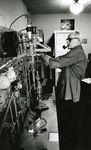 Hayden Pitman in Lab by Unknown