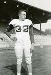 Ad Rutschman in Football Jersey 32 by Unknown