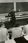 Dr. Tony Bell Teaching a Class by Unknown